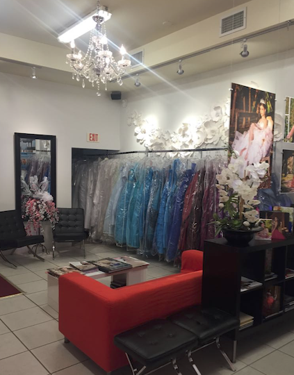 Samaria Martin Store: Miami Formal Wear Store