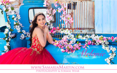 Quinceanera Photo Shoot at Little River and Sunset