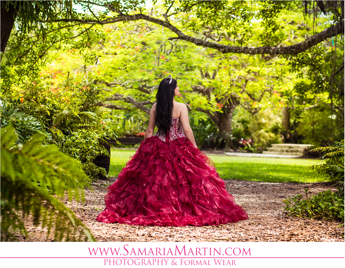 QUINCE PHOTOGRAPHER ORLANDO  QUINCE DRESS  QUINCEANERA